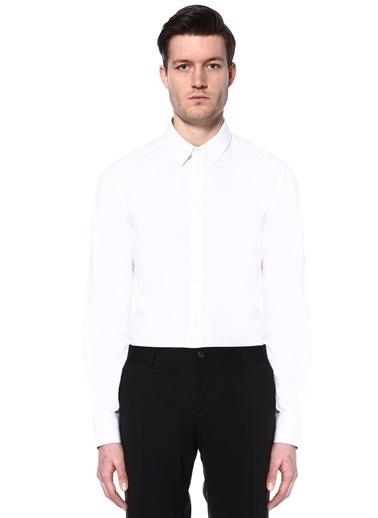 Uzun Kollu Klasik Gömlek-Dolce&Gabbana